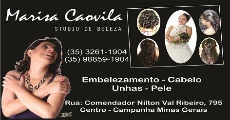 STUDIO DE BELEZA MARISA CAOVILA