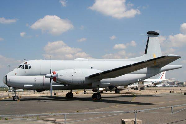 ATL3 Atlantique Maritime Patrol Aircraft
