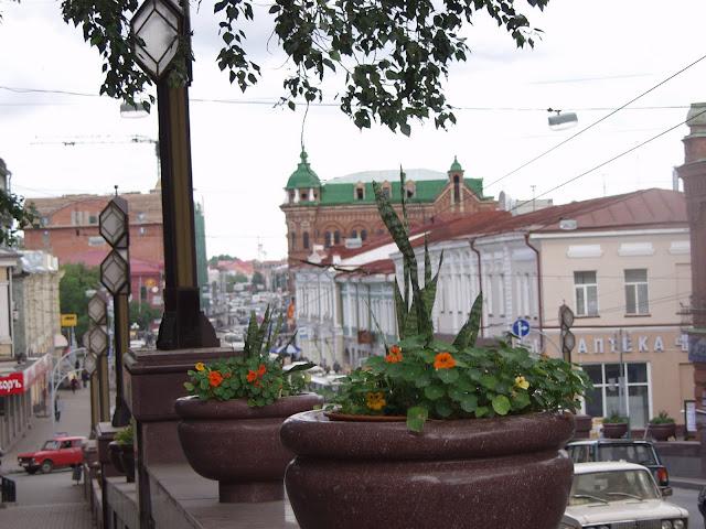 в Томске жизнь кипит