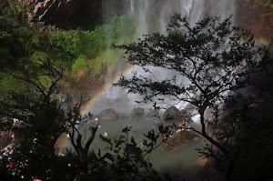 Air Terjun Pelangi, Sg Lembing
