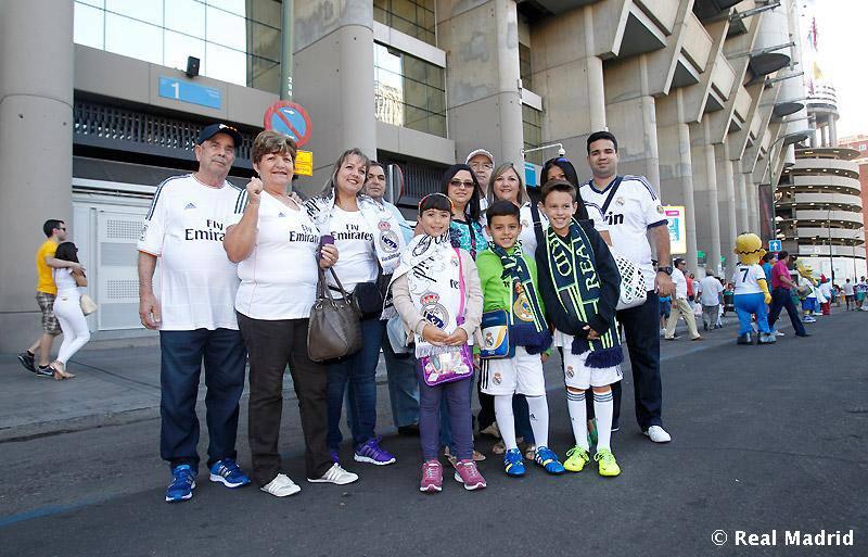 صور مشجعين الريال 2013/2014, صور مشجعين بقميص ريال مدريد