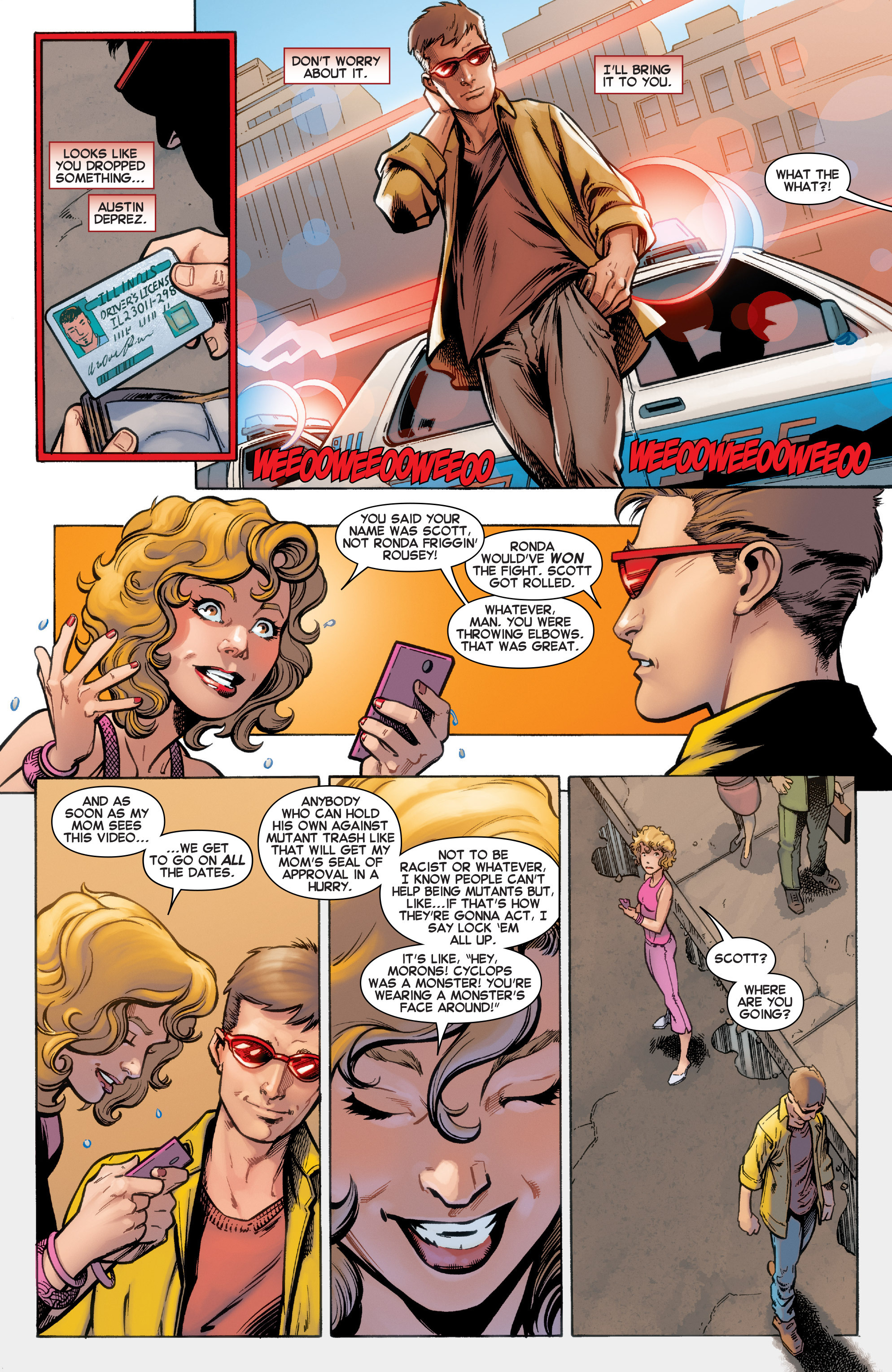 All-New X-Men (2016) Issue #1 #2 - English 12