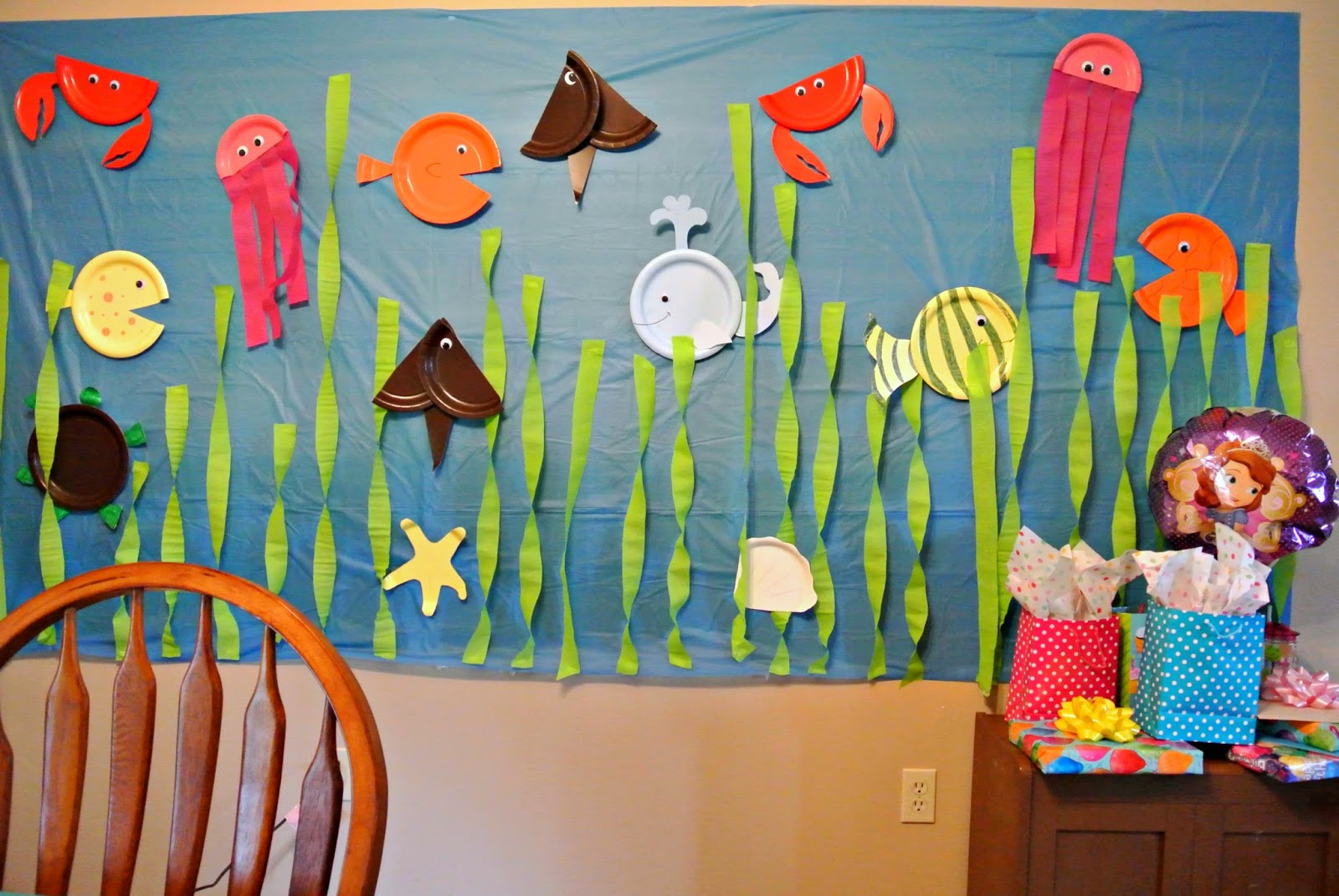 Appealing Paper Plate Sea Creatures Pictures - Best Image Engine . & Appealing Paper Plate Sea Creatures Pictures - Best Image Engine ...