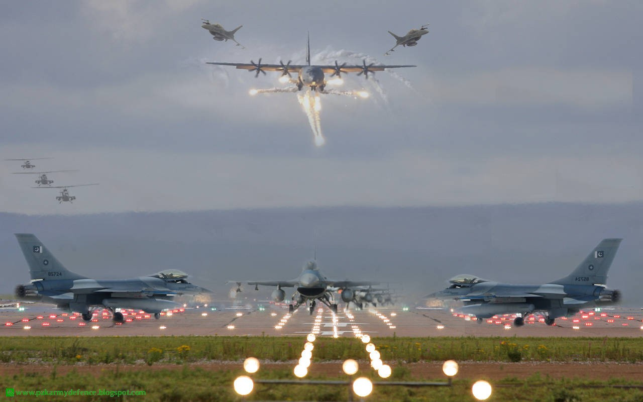 WORLD DEFENSE REVIEW: TOP 10 LARGEST AIR FORCES :2013