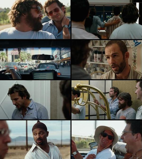 The Hangover 2009 Dual Audio Hindi English BluRay 720p