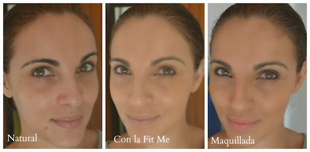 Base FIT ME Dewy smooth