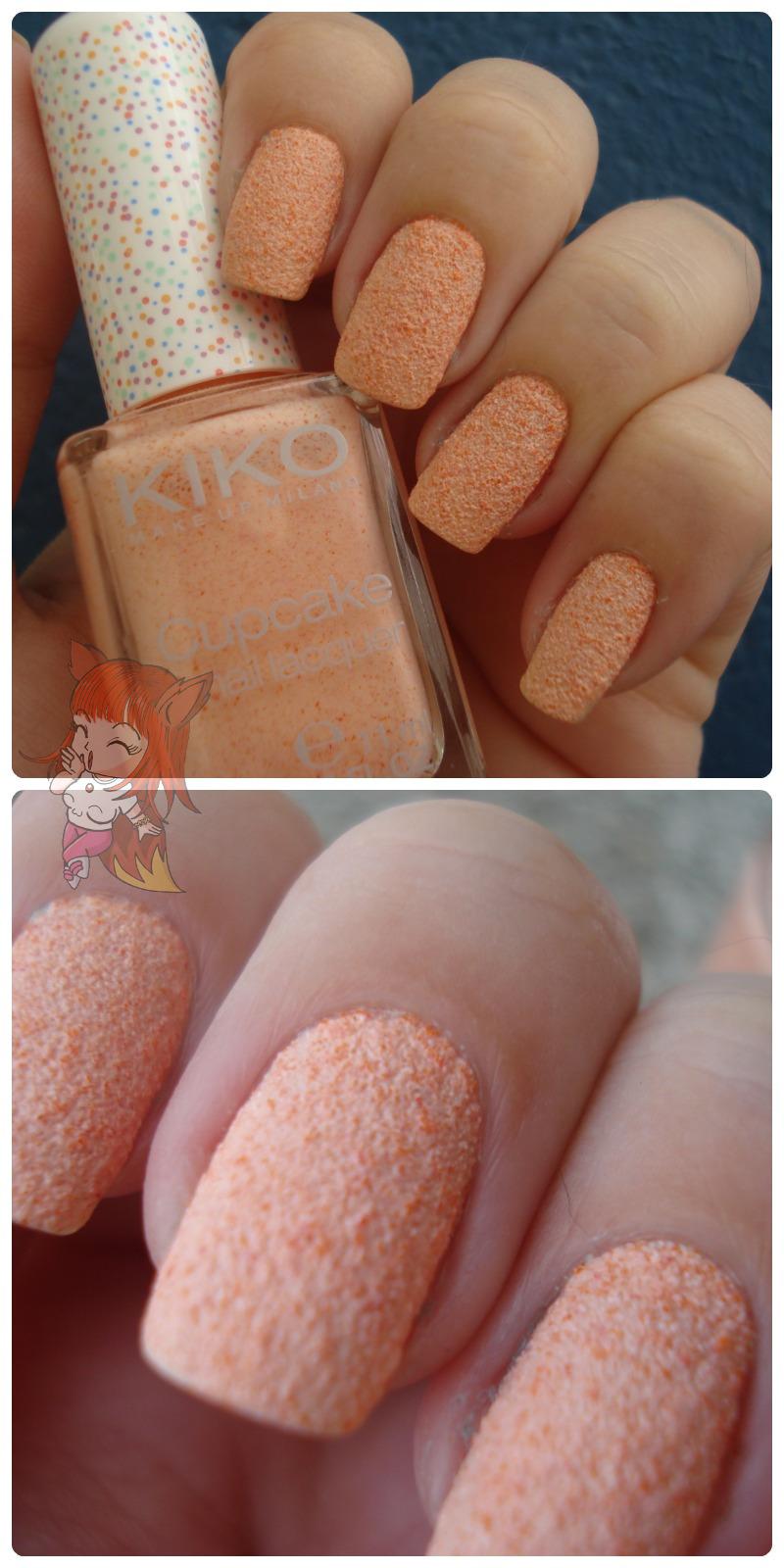 Esmalte Kiko 650 :: Peach