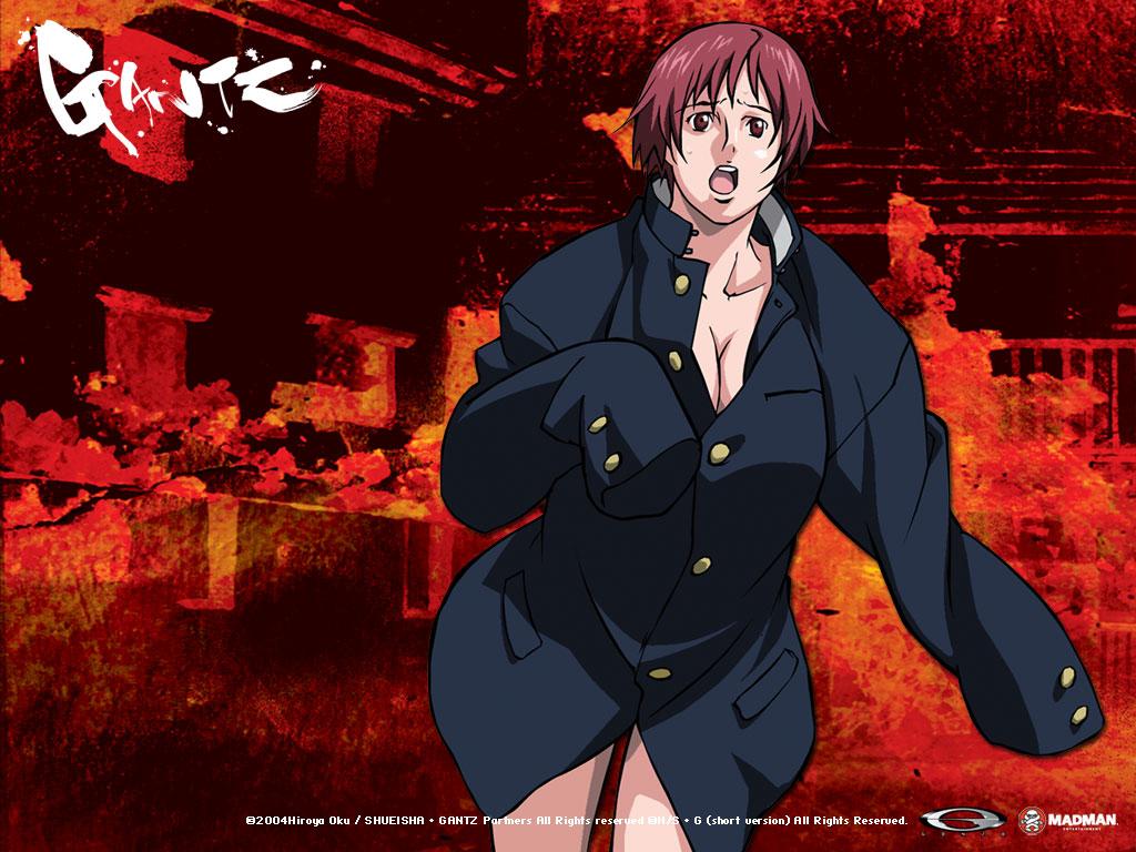 Los Capitulos Gantz Anime Mediafire [26/26]