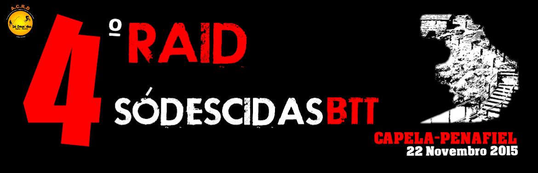 IV Raid SóDescidas BTT