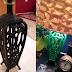 Lamp Remodel - Handmade Shade & Spray Paint DIY