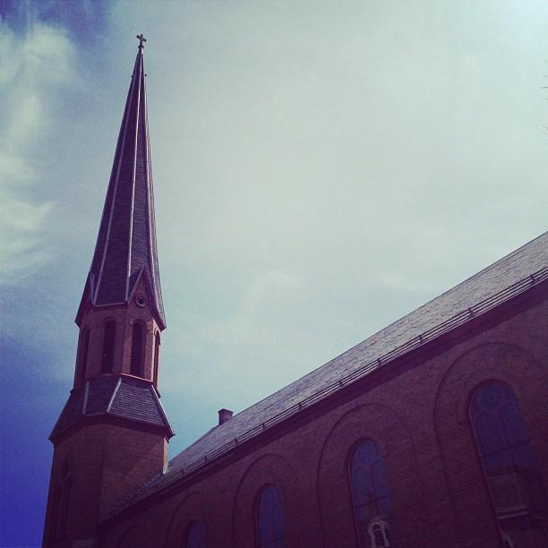 hudson church