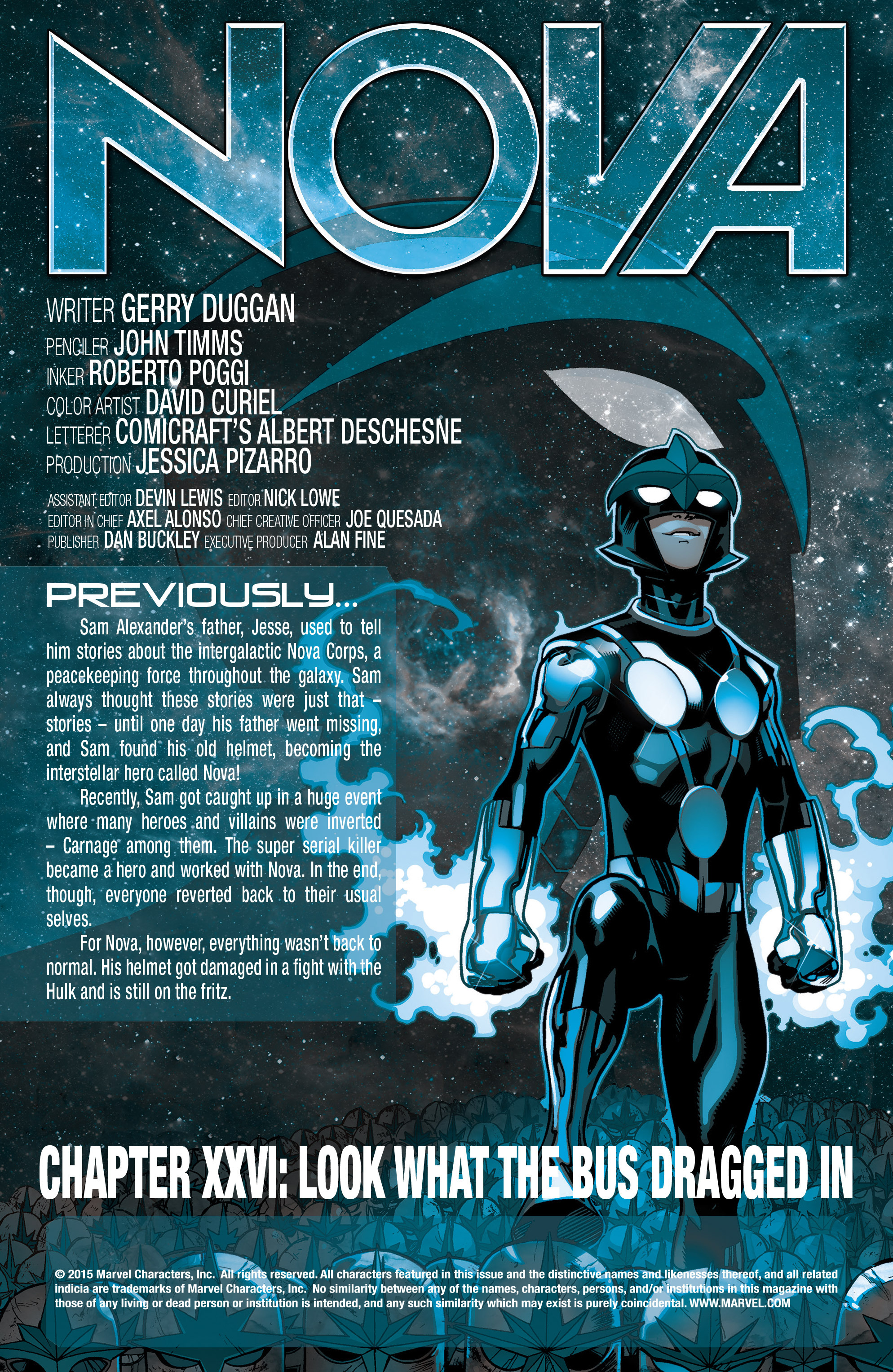 Nova (2013) - Chapter  26 | pic 2