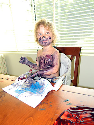 finger paint  one of this