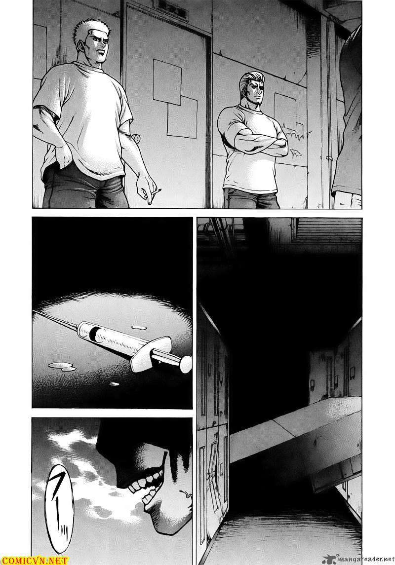 Karate Shoukoushi Kohinata Minoru chap 60 Trang 10