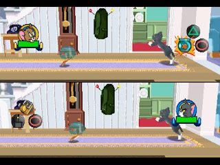 Free Download Games Tom and Jerry in House Trap PS1 ISO Full Version  ZGASPC