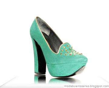 Ver colección zapatos Ricky Sarkany otoño invierno 2012.