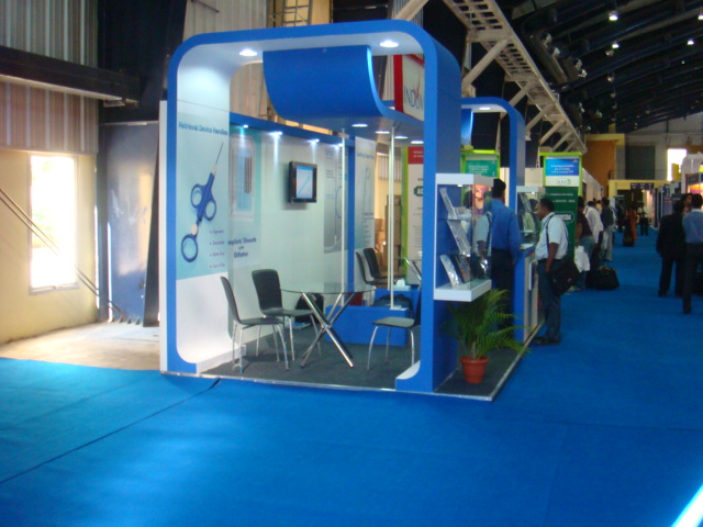 Exhibition Stand Designers Amp Builders : Exhibition stand designer builder contractor in india biorad