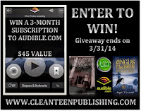 Win A 3-Month Audible Subscription!