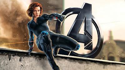 Baixe grátis papel de parede Os Vingadores Viúva Negra em hd 1080p. Download Avengers Black Widow Desktop wallpaper, background images, pictures in HD and Widescreen high quality resolutions for free.
