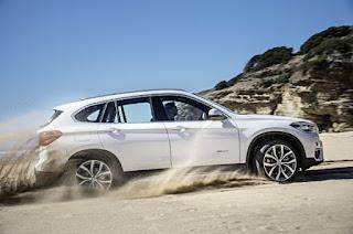 Η νέα BMW X1 είναι γεγονός