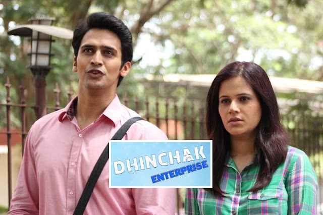 Manava Bhushan paired for Dhinchyak Enterprise