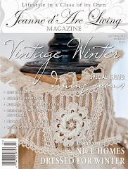 Jeanne d'Arc Living magazine at The PORCH & Atelier