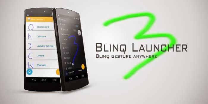 [APP]BLINQ LAUNCHER PRIME V2.0.1