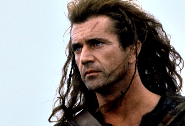 Históricos de cine William Wallace