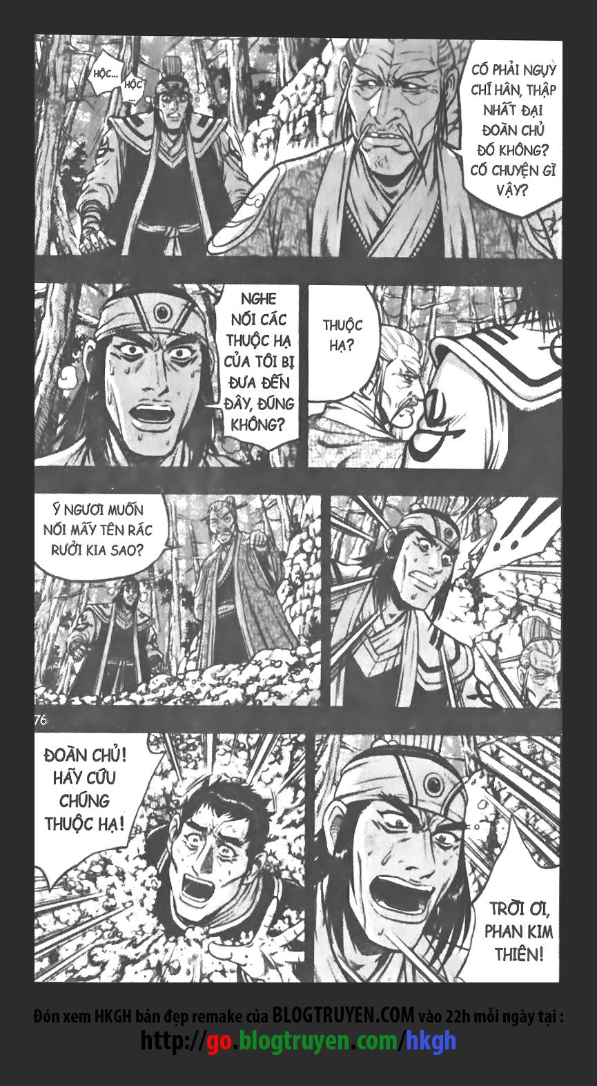 Hiệp Khách Giang Hồ - Hiệp Khách Giang Hồ Chap 343 - Pic 11