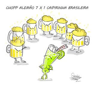 Brasil, Alemanha, 7-1, Brasil vendeu a Copa do Mundo