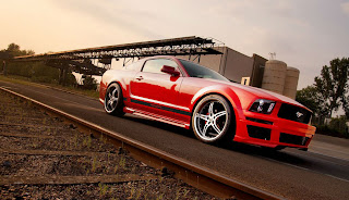 Prior Design Ford Mustang_