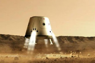 Bahan Kimia Beracun Ancam Astronot Di Mars