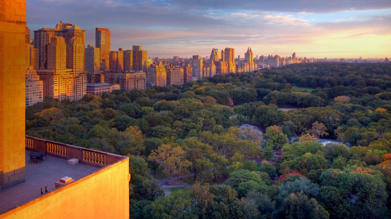 Central Park Manhattan New York City New York 169 Jon