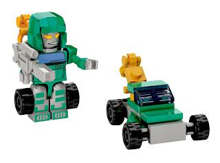 Hasbro Transformers Kre-O Micro Changers Series 2 - Hoist