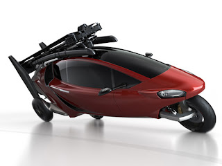 PAL-V flying three wheeler car