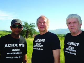 Acidente é Zunga Ezzaet, Paulo Malária e Helio Jenné