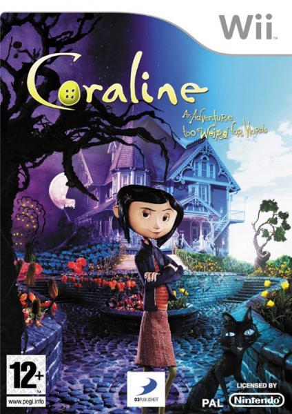 Coraline (USA) ? Nintendo Wii Iso Download   WiiisoGames.info