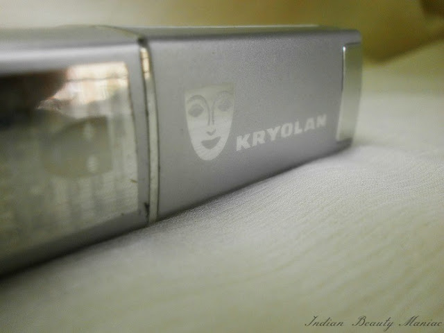 Kryolan Lipstick in Shade LC 131 Review, Swatch and LOTD