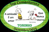 TOP COMENTARISTA DEZEMBRO