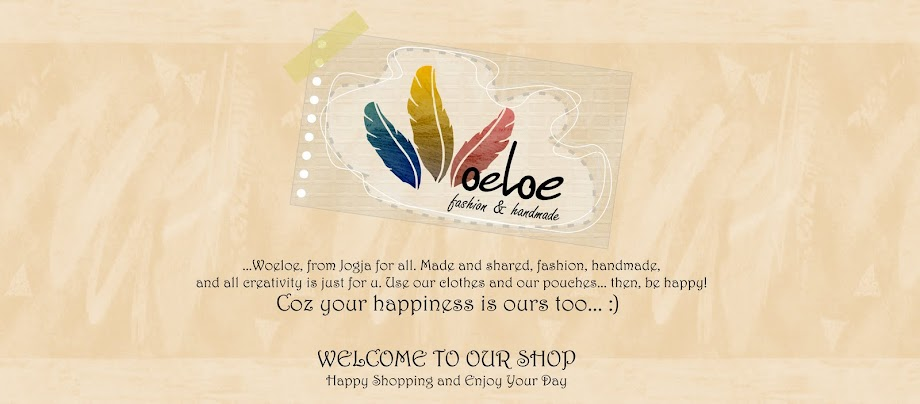Woeloe―Online Shop Fashion and Handmade