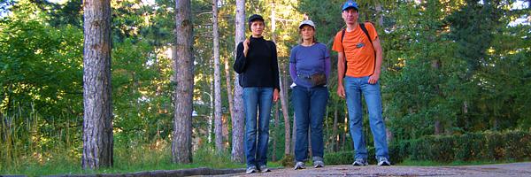 История походов «Научный - Ялта» | 2010 год - Поход второй