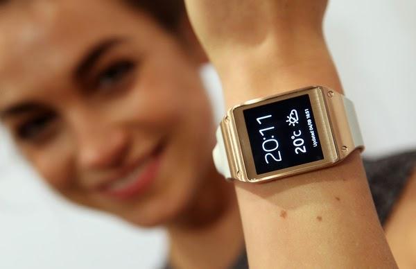 martwatch. Galaxy Gear