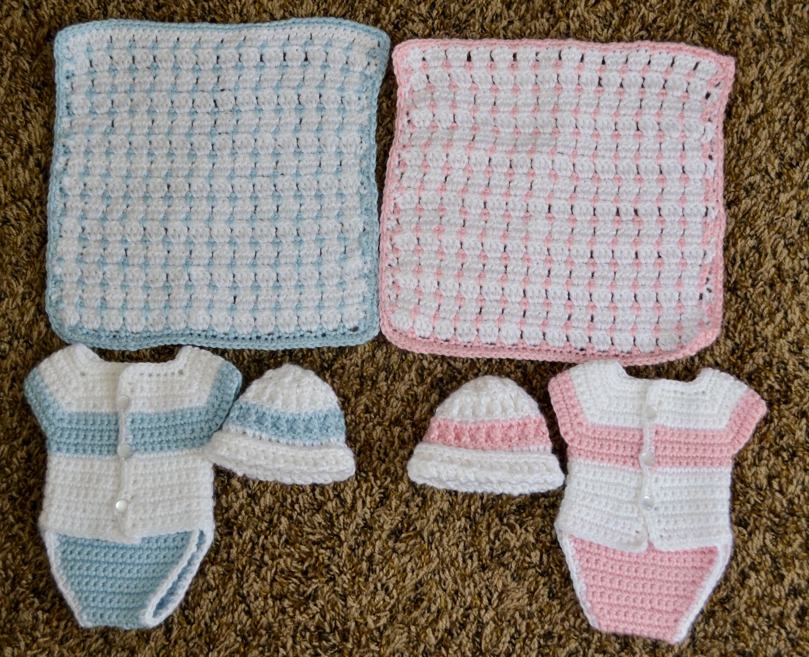 Knitting Pattern Premature Baby Blanket : Love you more than a bus: Angel Baby Blanket pattern