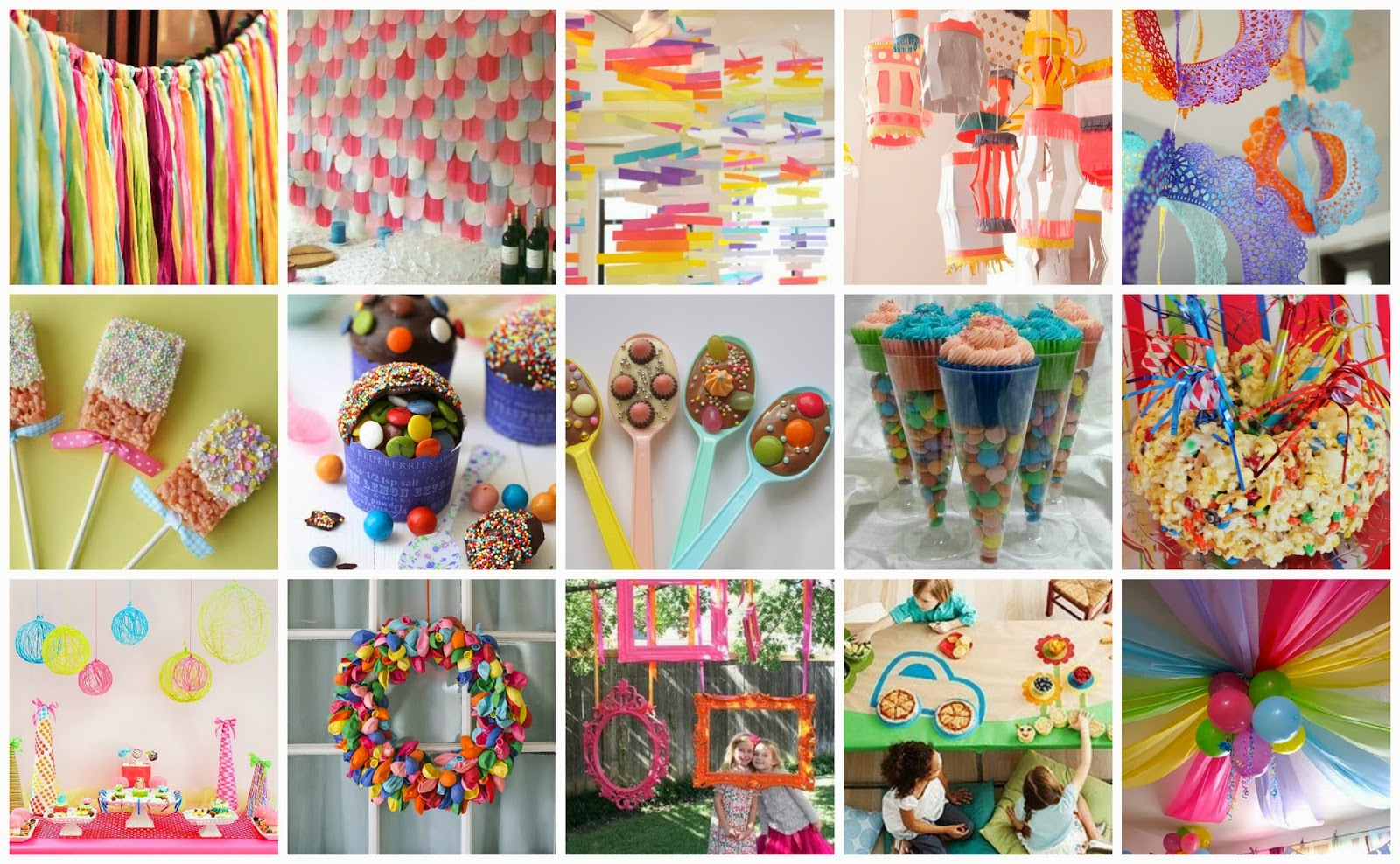 Ideas De Decoracion Para Fiestas Infantiles ~ Enviar por correo electr?nico Escribe un blog Compartir con Twitter