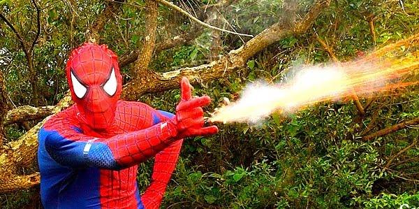 Το όπλο του Spiderman ανακάλυψαν οι Ιάπωνες [Βίντεο]