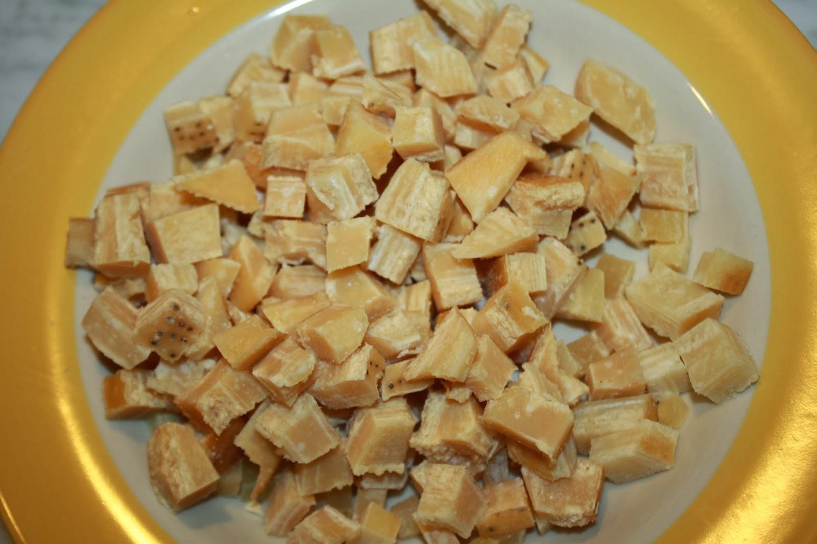 ricette economiche croste di formaggio