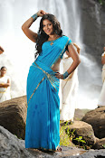 Anjali latest Glamorous photos in saree from svsc-thumbnail-3