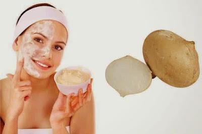 cara cepat memutihkan kulit wajah secara alami