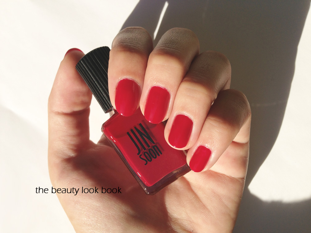 JINsoon Nail Lacquer - Coquette | The Beauty Look Book