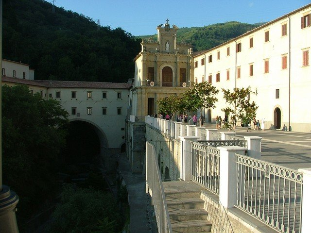 Santuario di San Francesco di Paola.
